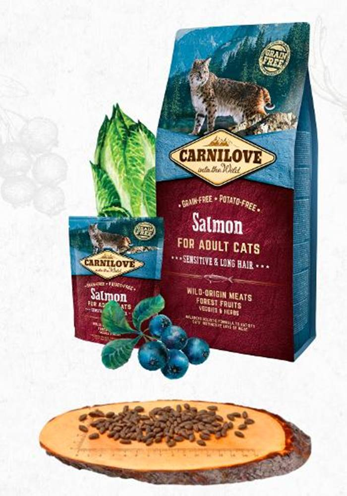 Carnilove CARNILOVE cat   ADULT salmon - 400g