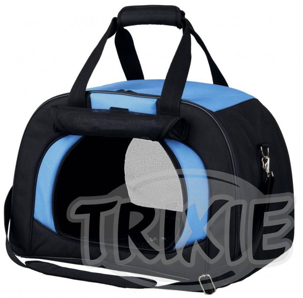 Trixie Cestovná taška Kilian 31x32x48 cm - modro-čierna