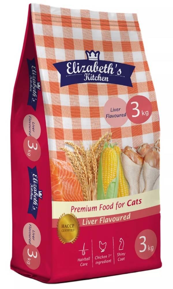 Elizabeth ELIZABETH´S KITCHEN adult  LIVER flavor - 3kg