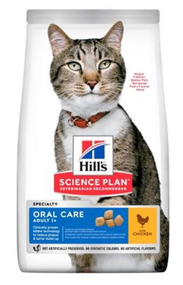 Hills Hills cat    ORAL CARE - 1,5kg