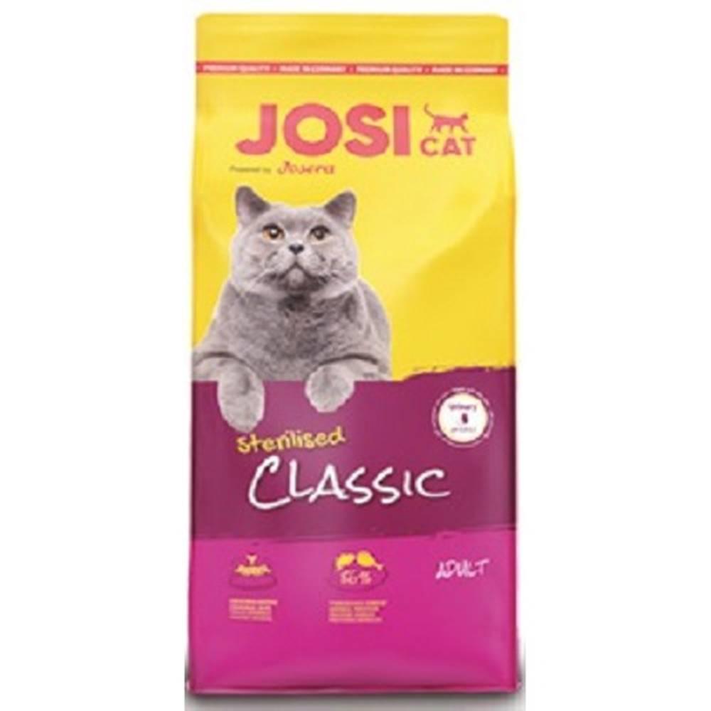 Josera JOSERA cat  JOSIcat STERILISED classic - 18kg