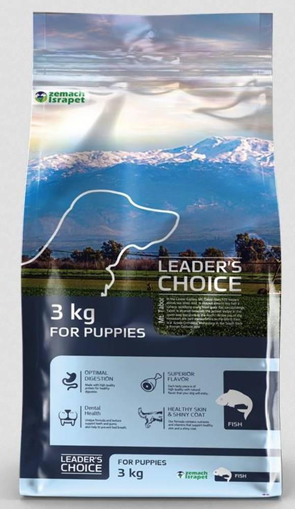 (bez zařazení) LEADER´S CHOICE dog  PUPPY fish - 3kg