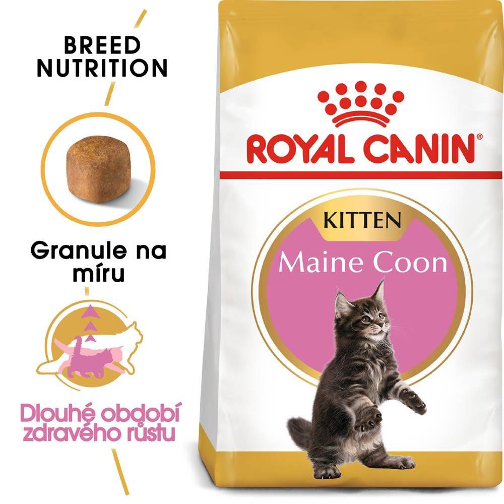 Royal Canin Royal Canin cat   KITTEN MAIN COON - 400g