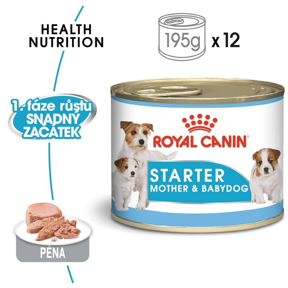 Royal Canin Royal Canin  konz.  STARTER MOUSSSE - 195g