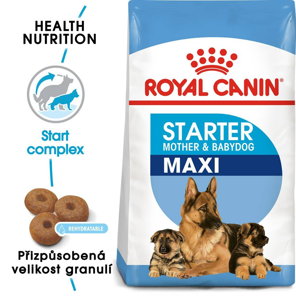 Royal Canin Royal Canin MAXI STARTER - 4kg