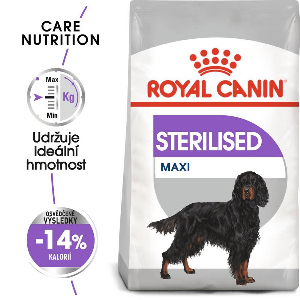 Royal Canin Royal Canin MAXI STERILISED - 3kg