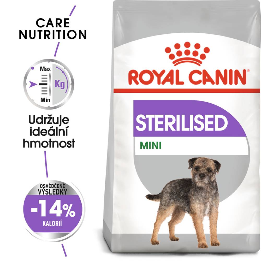 Royal Canin Royal Canin Mini Sterilised - 1kg