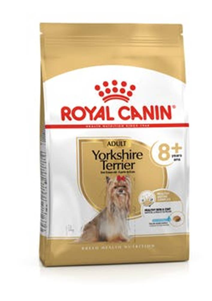 Royal Canin Royal Canin YORKSHIRE 8+ - 500g