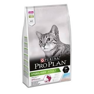 PROPLAN cat  STERILISED treska/pstruh - 3kg