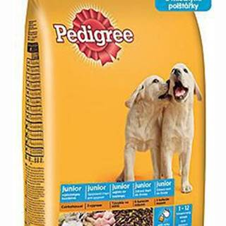 Pedigree Dry Junior s kuracím 15kg