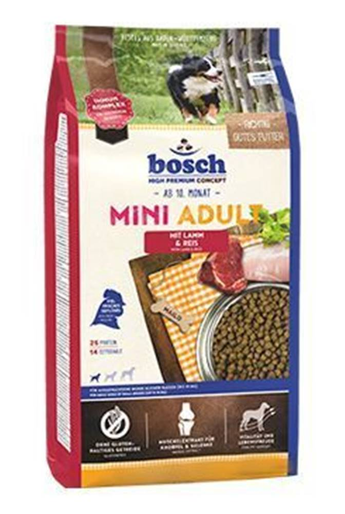 Bosch Bosch Dog Adult Mini Drůbeží&Proso 1kg