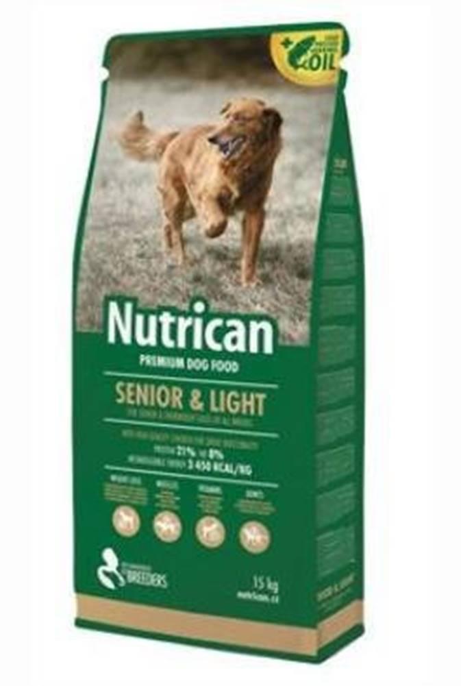 Nutri Can NutriCan Senior Light 3kg