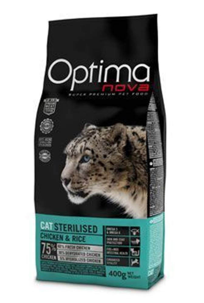 Optima Nova Optima Nova Cat Sterilised 2kg