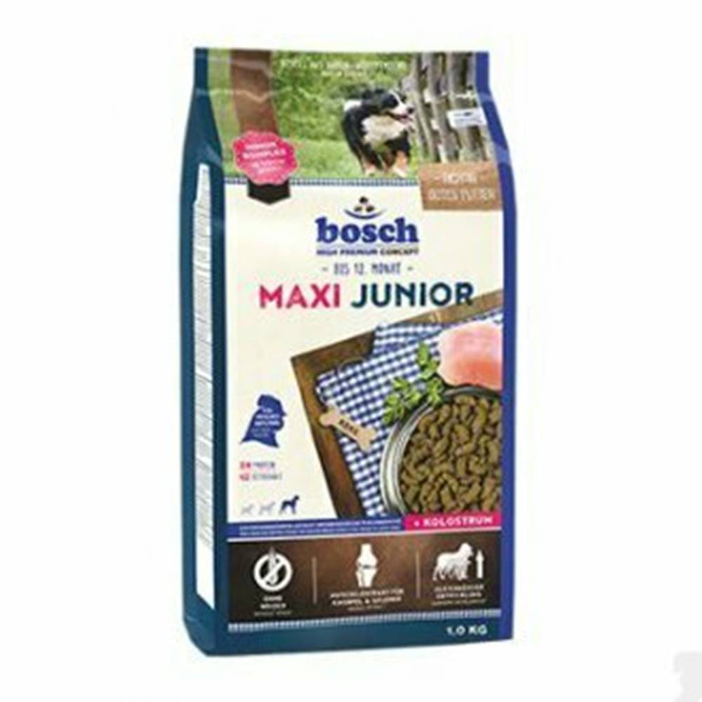 Dibaq Bosch Dog Junior Maxi 1kg