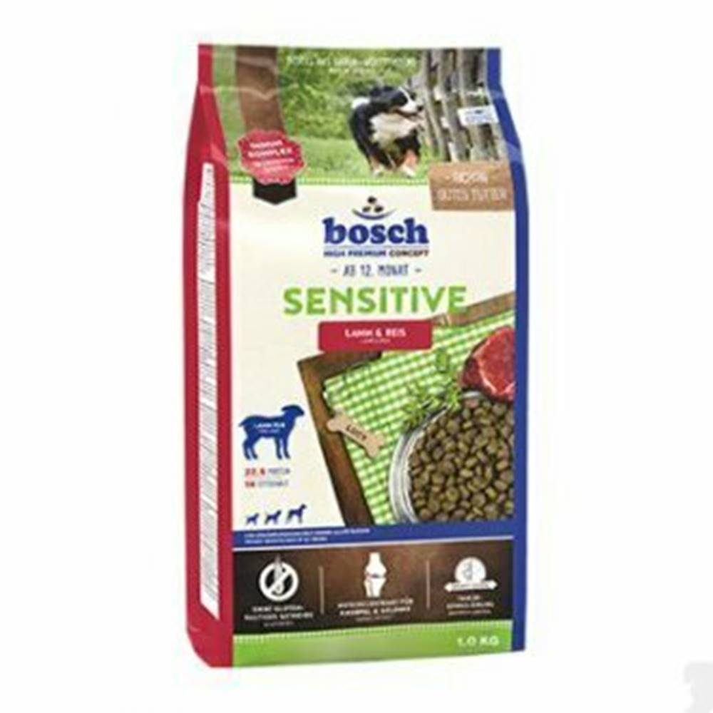 Bosch Bosch Dog Sensitive Lamb&Rice 1kg