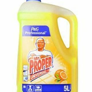 Čistič pre domácnosť Mr. Proper univer. citron 5l