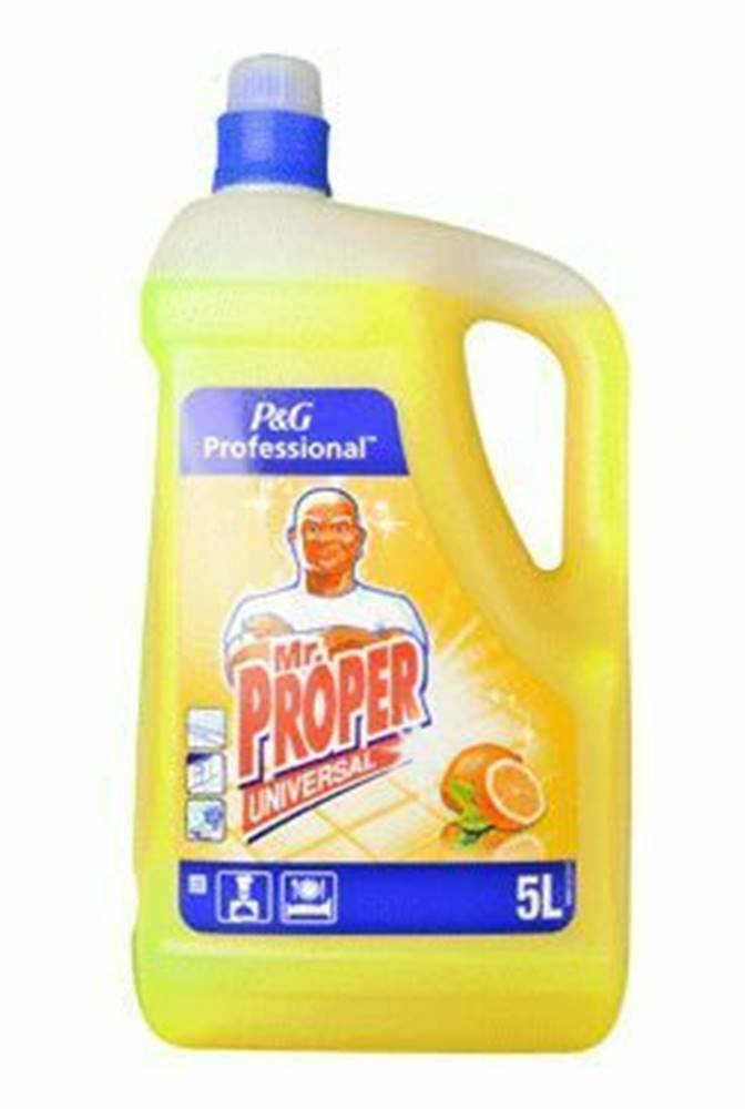 Mr. PROPER Čistič pre domácnosť Mr. Proper univer. citron 5l