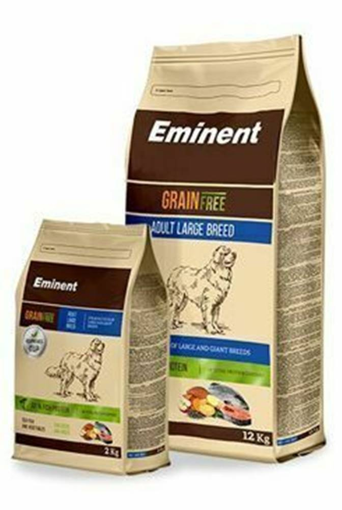 Eminent Eminent Grain Free Adult Large Breed 2kg