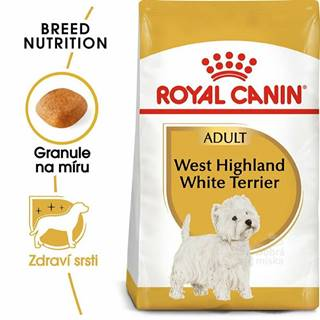 Royal canin Breed West High White Terrier  3kg