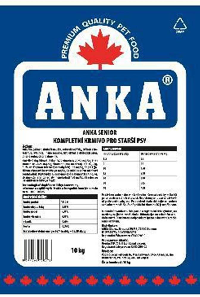 Anka Anka Senior 10kg
