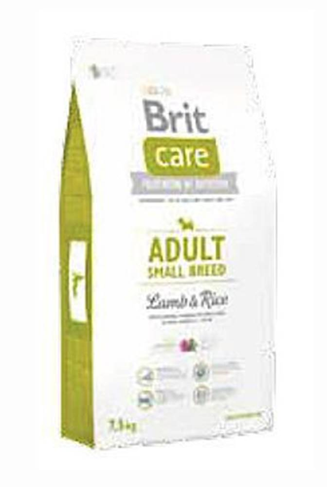 Brit Brit Care Dog Adult Small Breed Lamb & Rice 3kg