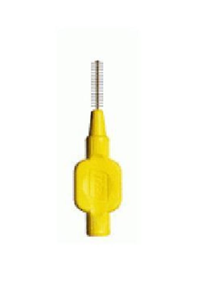 Trixie Zub.kartáček mezizubní TePe  0,7mm žlutý 8ks