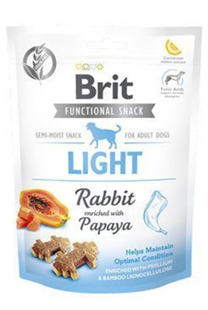 Brit Care Brit care Dog Functional Snack Light Rabbit 150g