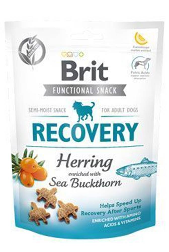 Brit Care Brit Care Dog Functional Snack Recovery Herring 150g