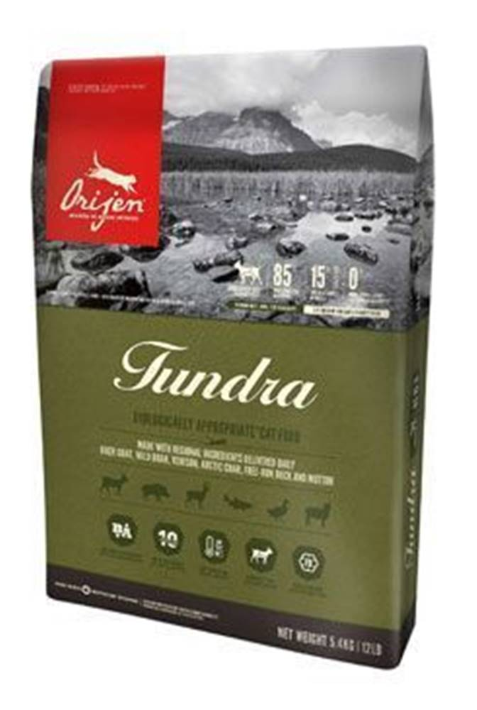 Orijen Orijen Cat Tundra 1,8kg