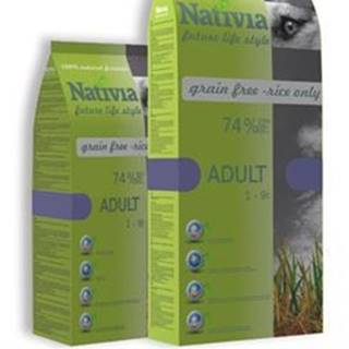 Nativia Dog Adult 3kg