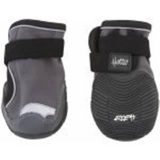 Botička ochranná Hurtta Outback Boots M černá 2ks