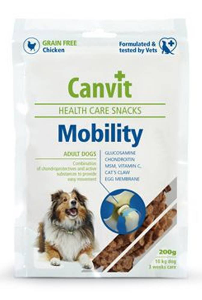 Canvit Snacks NEW Canvit Snacks Mobility 200g