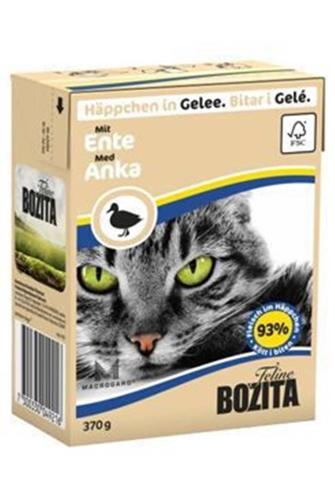 Bozita Bozita Cat kousky v želé s kachním masem TP 370g
