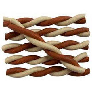 "Magnum Twisted Stick 5""  brown / white 50ks"