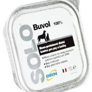 SOLO Buffalo 100% (byvol) vanička 100g