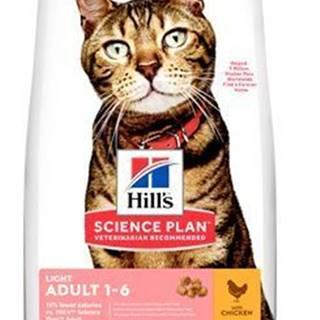 Hill's Fel. Dry Adult Light Chicken 1,5kg