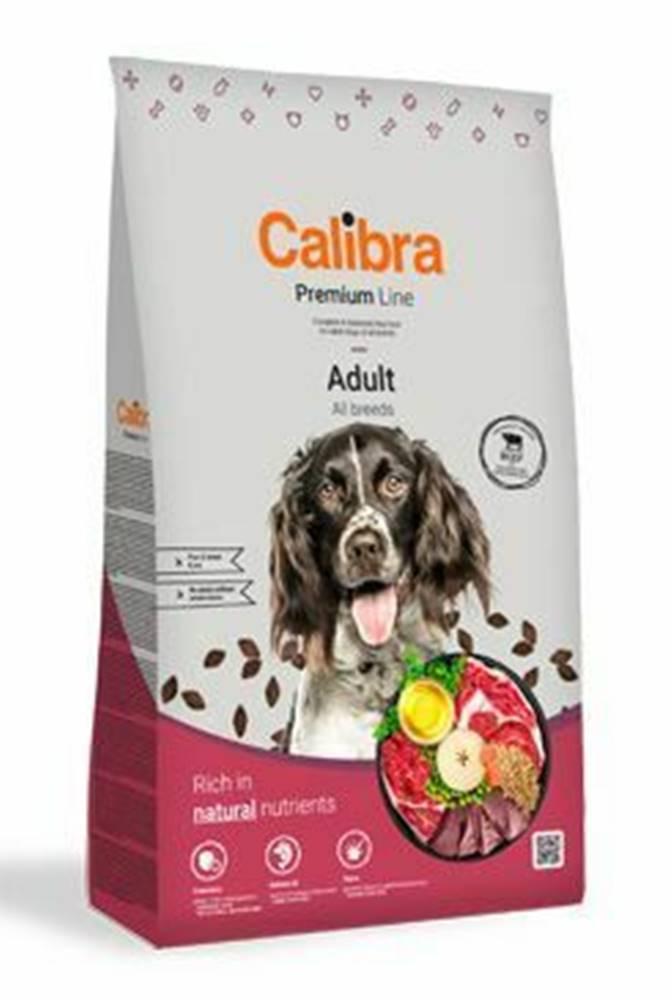 Calibra Calibra Dog Premium Line Adult Beef 12 kg NEW