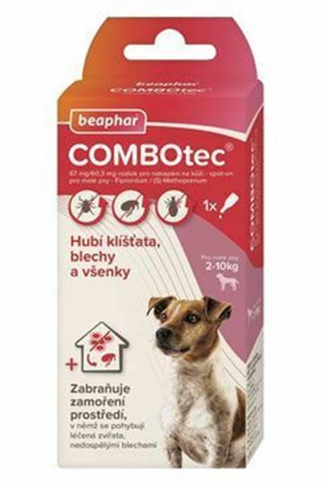 Beaphar Combotec 67 / 60,3 Spot-on pre malé psy 1x0,67ml