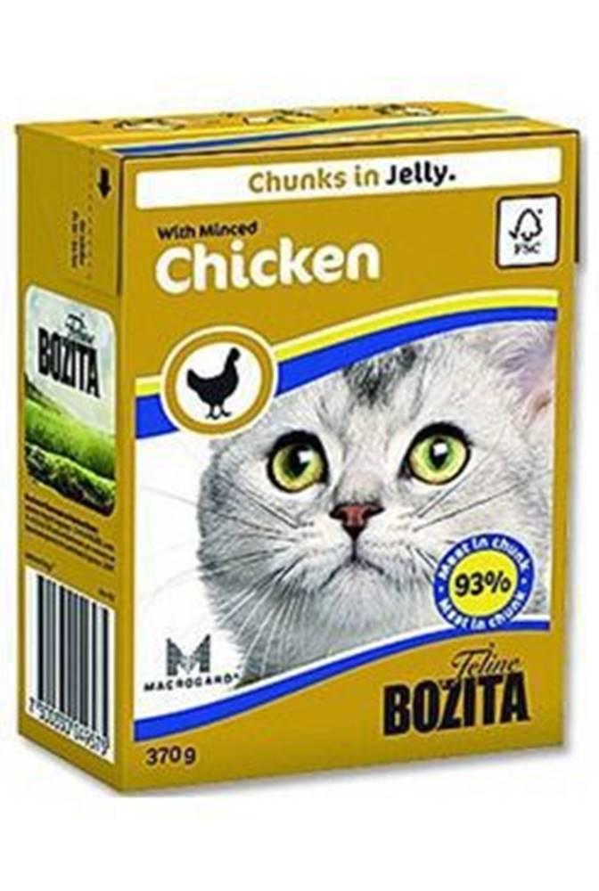 Bozita Bozita Cat kousky v želé s mletým kuřecím masem TP 370