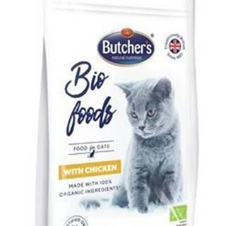 Butcher 's Cat Organic s kuracím 800g