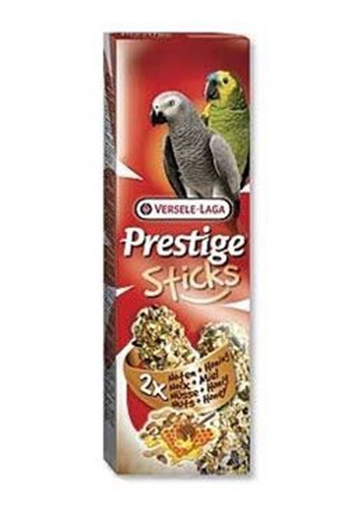 VERSELE-LAGA VL Tyčinky pro papoušky velké Prestige Med+ořech 2x70g