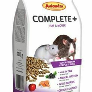 Avicentra COMPLETE + potkan, myš 700g