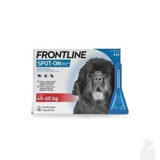FRONTLINE SPOT ON pre psov XL (40-60kg) - 3x4,02ml
