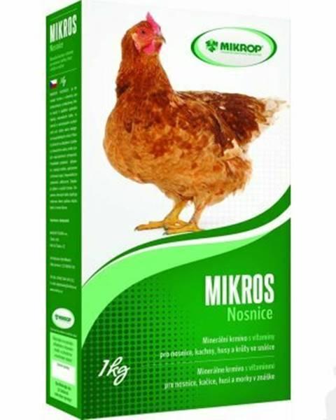 Hospodárske zvieratá Mikrop