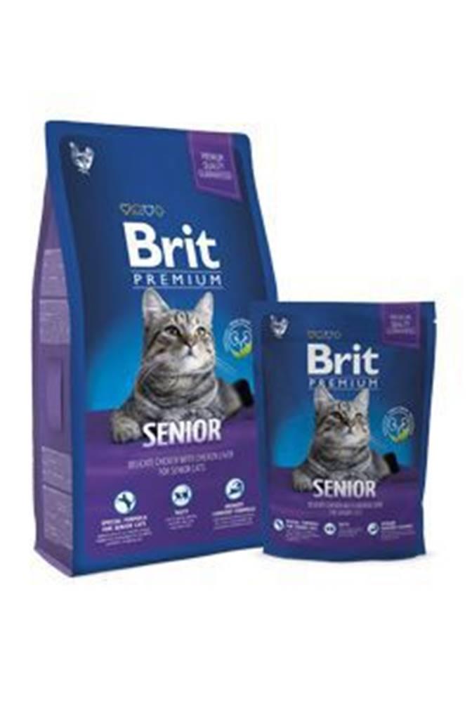 Brit Brit Premium Cat Senior 1,5kg