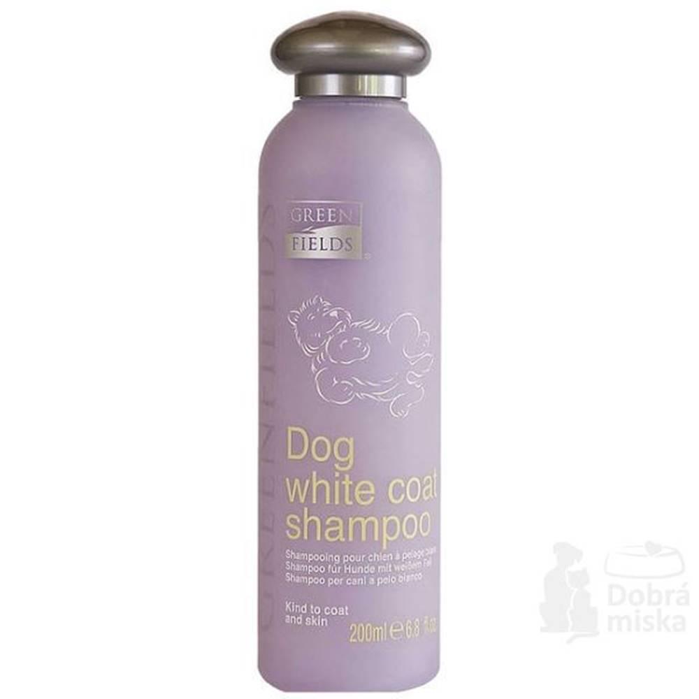 Greenfields Greenfields šampon pro psy s bílou srstí  200ml