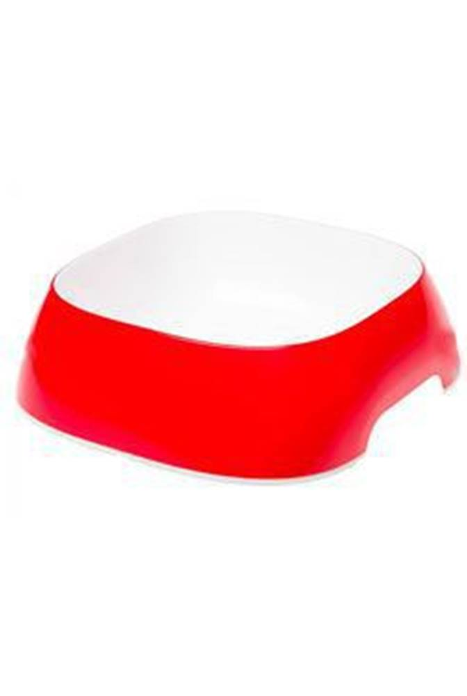 Ferplast Miska plast GLAM LARGE 1,2l červená FP
