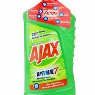 Čistič pre domácnosť Ajax Lemon tekutý 1l