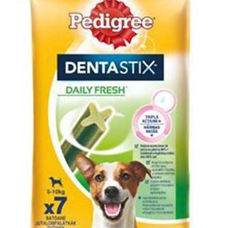 Pedigree Pochúťka Denta Stix Fresh Mini 7ks 110g