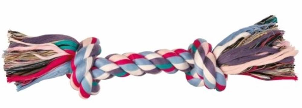 Trixie HRAČKA bavlnený uzol 15cm/25g - 15cm/25g